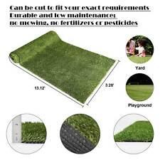 Synthetic Landscape Fake Grass Mat, Artificial Pet Turf Lawn Garden Yard