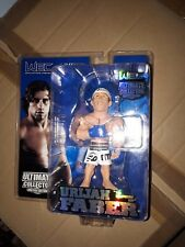 Figurine UFC Urijah Faber edition limite Round 5 NEUF mma wec belt fight figure