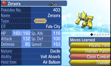 Pokemon Movie 21: Zeraora