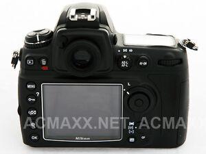 "ACMAXX 3.0"" HARD ARMOR LCD SCREEN PROTECTOR for NIKON D700 BM-9 VR Body Kit lens"