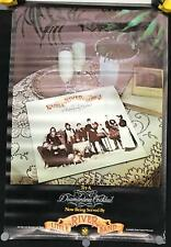 """Little River Band - Diamantina Cocktail 20"""" x 30"""" VG 1977 Promo Poster"""