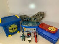 Bulk Lot LEGO Building Pieces | Mixed Themes | Loose Pieces | Vehicles | Batman