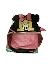 Disney Baby Minnie Mouse Mini Backpack with Safety Harness Straps for Toddlers