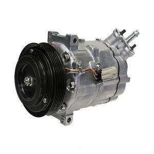 A/C  Compressor And Clutch- New   DENSO   471-7057