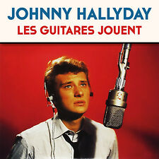 CD Johnny Hallyday - Les Guitares jouent