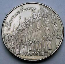 LUXEMBOURG HERITAGE Collectors Coin Token 31mm 13g Alpaca E18.1