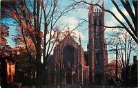 Erie Pennsylvania~Presbyterian Church Of The Convenant~1950s Postcard