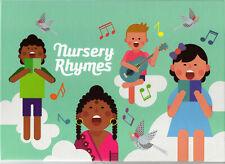 Singapur Nursery Rhymes - Special Stamp Sheet Folder postfrisch