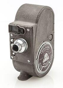 GB Bell & Howell Sportster Double Run Eight 8mm Filmkamera Kamera