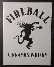 Fireball Cinnamon Whisky Whiskey Devil 8.5