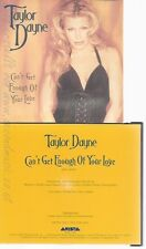 CD--TAYLOR DAYNE--CAN'T GET ENOUGH OF YOUR LOVE--