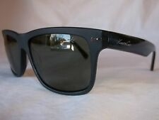 KENNETH COLE SUNGLASSES KC7198 02N MATTE BLACK / HORN 56-15-140 NEW & AUTHENTIC