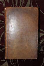 Plutarch's Lives By John & William Langhorne Vol VI 1770 1st Edition