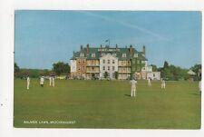 Balmer Lawn Brockenhurst Old Postcard 285a