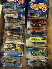 Hot Wheels Lot of (10) Cityscape types! All different
