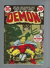 The Demon #9 (Jun 1973, DC) VF/NM 9.0 The Phantom Appearance, Jack Kirby