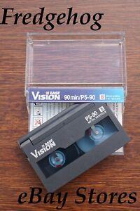 BASF / EMTEC VISION P5-90 VIDEO 8 / 8mm / Hi8 VIDEO CAMCORDER CASSETTE TAPE
