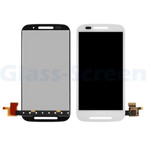 Motorola Moto E XT830C XT1021 XT1022 XT1025 LCD Screen Digitizer Black or White