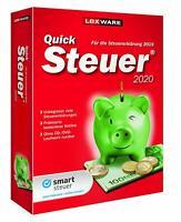 Lexware QuickSteuer 2020 (Vollversion) NEU OVP