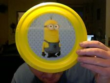 DISNEY DESPICABLE ME BREAKFAST SETS BOWL & PLATE PERFECT BIRTHDAY GIFT!