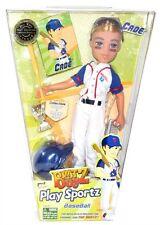 Bratz Play Sportz Sports Cade Baseball NRFB!