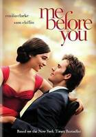 Me Before You (DVD, 2016) NEW
