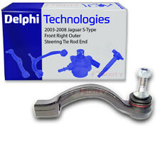 Delphi Front Right Outer Steering Tie Rod End for 2003-2008 Jaguar S-Type - tz