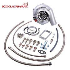 "Kinugawa Ball Bearing Turbo 4"" GTX3076R w/ .61 T3 V-Band For NISSAN RB20/RB25DET"
