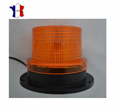 2 X 12V LED voiture camion magnétique avertisseur Flash Beacon Strobe Emergency