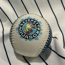 Everett Aqua Sox MILB Signed Unknowns baseball collectible ball limited edition
