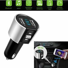 C26 Bluetooth V2.1 In-Car Trasmettitore FM doppio caricabatterie USB per iPhone iPad