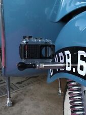 Go Pro Motorrad Halterung BMW Rollei Edelstahl Befestigung M6 Kawasaki Aprillia