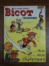 BICOT ET DOROTHEE AUX JEUX OLYMPIQUES Ed AZUR E.O. 1961 DL 2e Trimestre