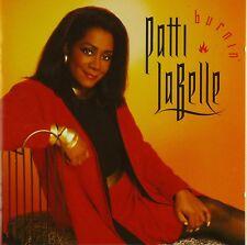 CD - Patti LaBelle - Burnin' - #A3876