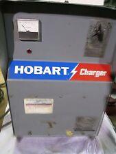 Hobart Forklift Battery Charger Model: Ir6-380