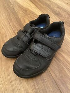 Clarks Black Size 13 G School Shoes Boys