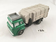 VINTAGE DINKY TOYS # 978 BEDFORD TK REFUSE WAGON DIECAST TRUCK LORRY GREEN