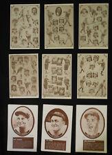 1975 Sport Hobbyist cards U PICK DiMaggio Ruth Cobb Gehrig Foxx Feller Dean Ott