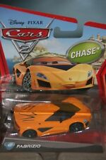 """DISNEY PIXAR CARS 2 """"FABRIZIO"""" CHASE CARD, NEW IN PACKAGE, SHIP WORLDWIDE"""