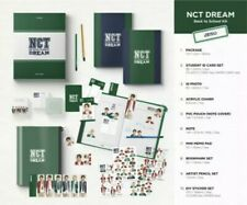 SEALED - JENO VERSION- Nct DREAM BACK TO SCHOOL KIT - FULL Complete SET - NCT127