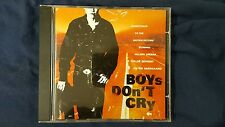 COLONNA SONORA - BOYS DON'T CRY. CD