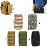 Tactical Waterproof Molle Magazine Pouch Accessory Pack Bag Utility Waist Nylon