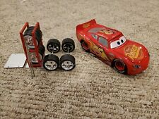 Cars 3 - Lightning McQueen with Rack (1/24)