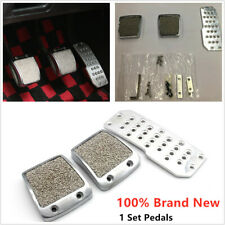 Car Accelerator Pedal Foot Pedals Pad Cover Non-slip Style For Brake Clutch 3x