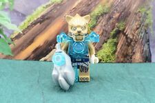 Lego Mini Figure Legends of Chima Strainor with 2-Sided Head from Set 70145