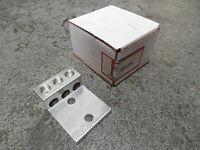 NEW Burndy K3A31U2N Dual Rate 3 Hole Aluminum Mechanical Lug