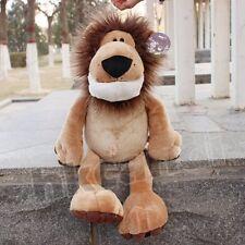 50 CM Christmas Gifts Stuffed Animals Soft Toys Lion Brown Hair  Plush Doll