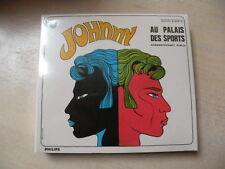 JOHNNY HALLYDAY AU PALAIS DES SPORTS 67 (DIGIPACK 2003) Neuf sous blister