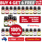 10ml Essential Oil 100% Pure & Natural Aromatherapy Diffuser Essential Oils AU <br/> Melbourne Stock! Buy 4 get 6 Free! Must add 10 in cart!
