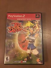 Jak and Daxter: The Precursor Legacy Sony PlayStation 2 Game PS2 TESTED